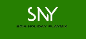 sny holiday playmix